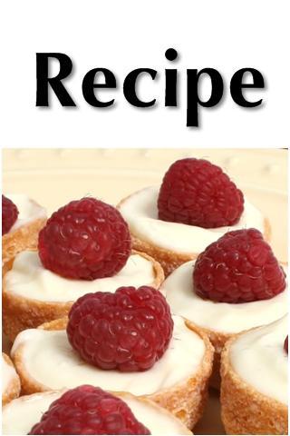 Desserts Free Recipes