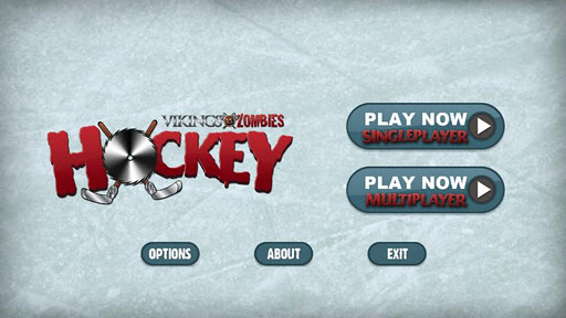 Vikings vs Zombies Hockey