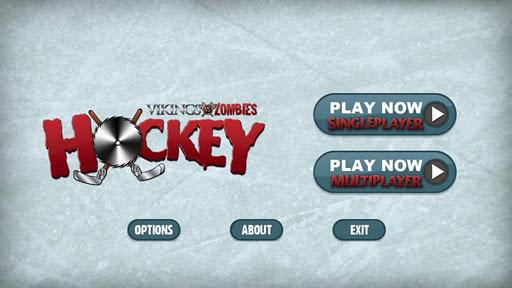 Vikings vs Zombies Hockey