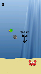 Fishy Dive - screenshot