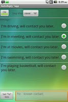 Screenshot of AutoReply Tapp (Autoresponder)