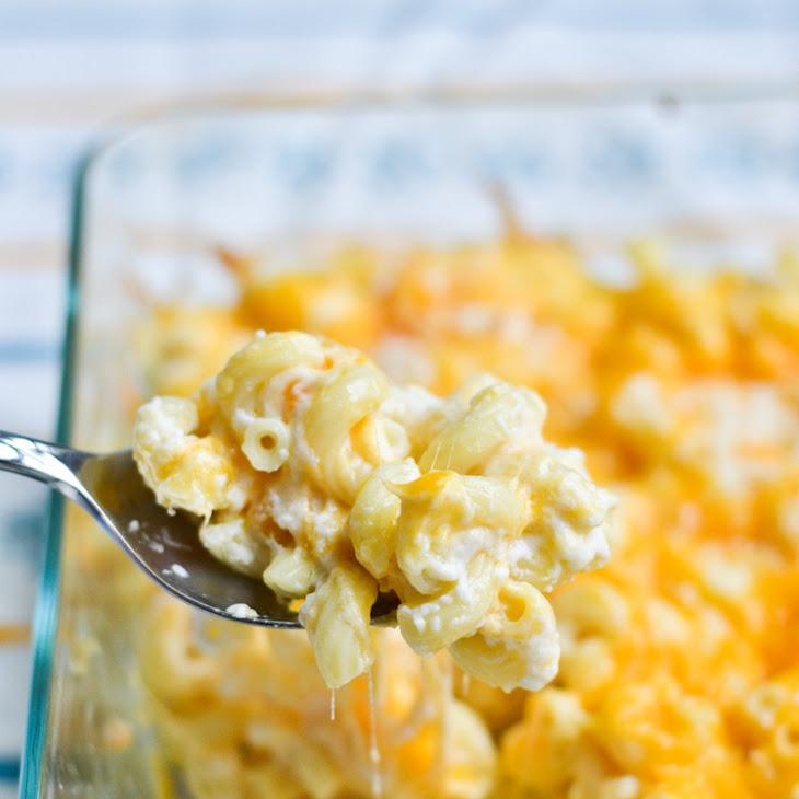 Greek Yogurt Macaroni and Cheese Recipe | Yummly
