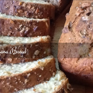 Banana Bread Simple Easy Recipe