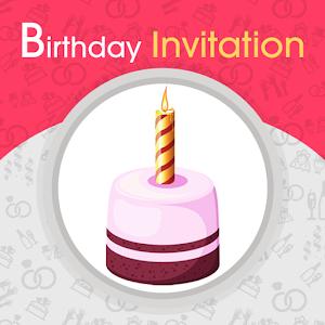 App Birthday Invitation Lite APK For Windows Phone Android Games - App for birthday invitation