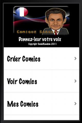 Comique Sarkozy