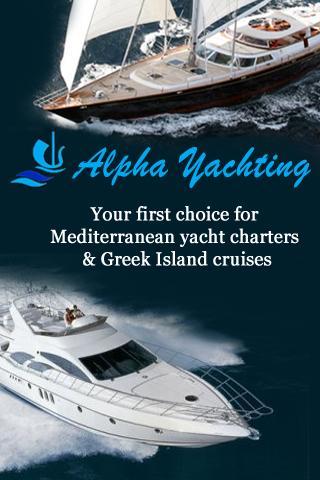 Alpha Yacht Charters Cruises