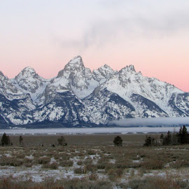 Getting Colder by Gregory Brazelton - Landscapes Mountains & Hills