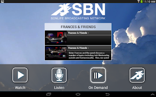 Screenshot of SonLife TV