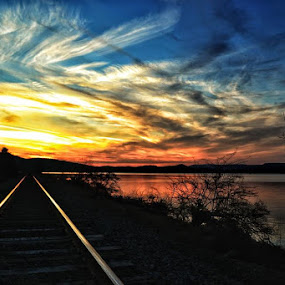 by Berry Fraley - Landscapes Sunsets & Sunrises (  )