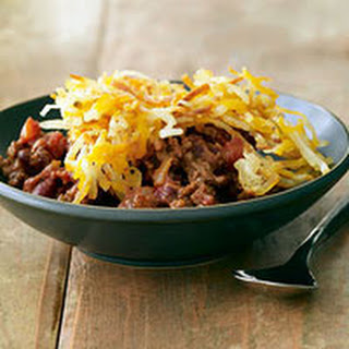 Cheesy Hash Brown Chili