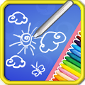 Drawing Board for Kids APK for Bluestacks