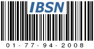 IBSN: Internet Blog Serial Number 01-77-94-2008