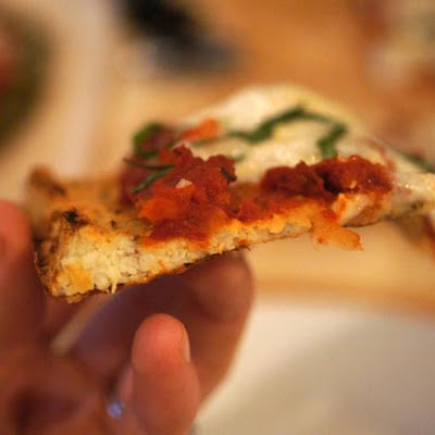 The Secret To Perfect Cauliflower Pizza Crust