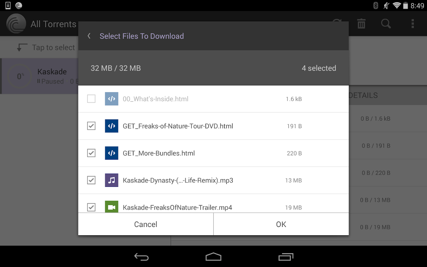 BitTorrent® Pro - Torrent App Screenshot 14