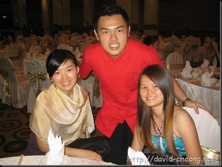 Annual dinner 2008