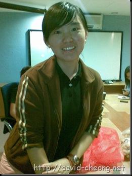 good bye xin yi, taken at moon cake festival 2007