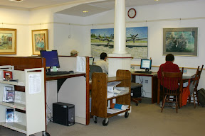 Internet Access at Public Libraries