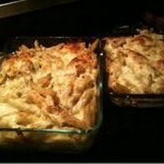 Lower Fat Macaroni and Six Cheeses