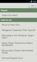 Screenshot of Kultwit Gus Awy