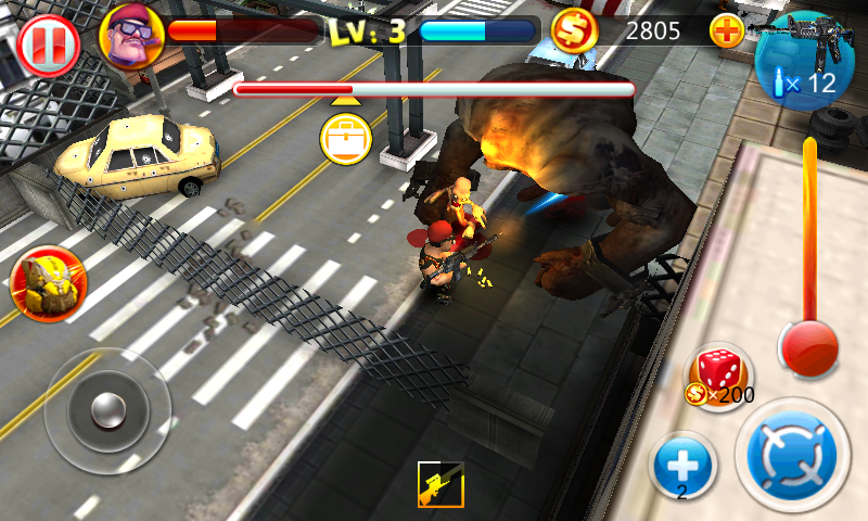 Zombie Craze Screenshot 4