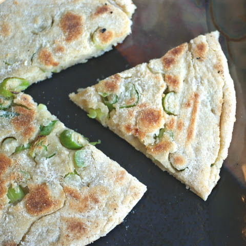 Gluten Free Chinese Scallion Pancakes