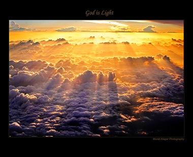 God is Light by Murali
