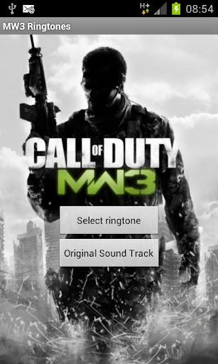 MW3 Rings - Modern warfare 3