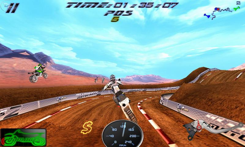 Ultimate MotoCross 2 Kostenlos android spiele download