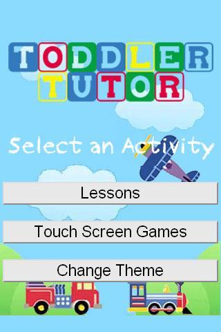 Toddler Tutor