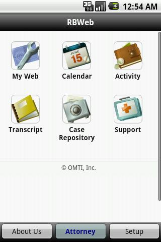 Discovery Mobile App