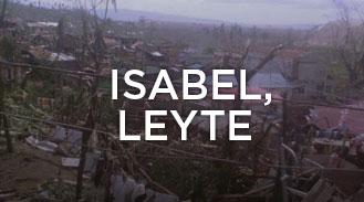 Isabel, Leyte