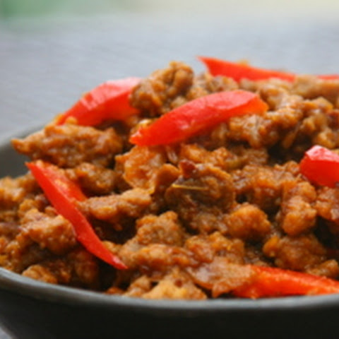 Soya Mince Curry