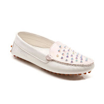 Simonetta Shoes Spike Loafer SHOE