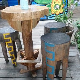 by Sue Law - Artistic Objects Furniture