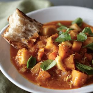 Winter Vegetarian Stew Recipes