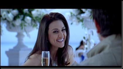 Preity Zinta (Salaam Namaste)