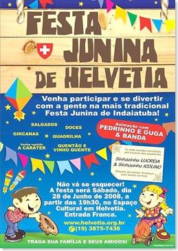 Festa Junina Helvetia