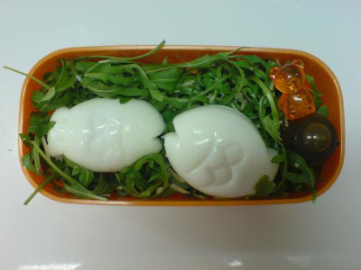 fish-shaped egg