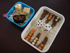 backgammon bento