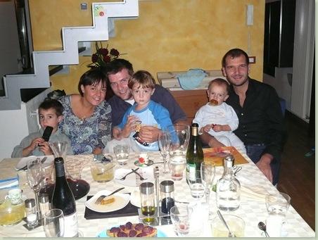 2008-09-20 Cena con Paolone Marconi - GP FRANKE