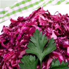Red Cabbage Salad II