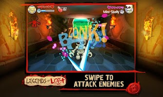 Screenshot of Legends of Loot