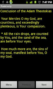 English Psalmody - screenshot