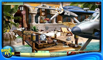 Screenshot of 100% Hidden Objects