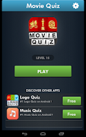 Screenshot of Movie Quiz