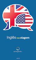 Screenshot of Inglês para viagem