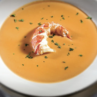 Crockpot Lobster Bisque