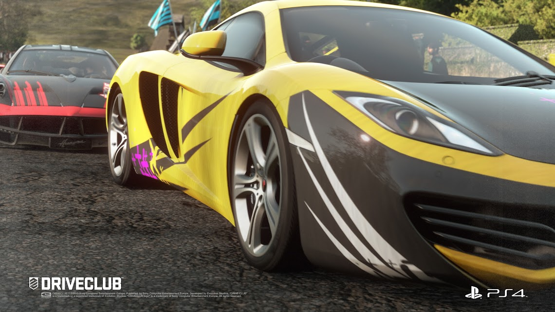 Has Evolution's PS4 launch title, Driveclub been delayed?