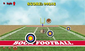 Screenshot of Boom Football Challenge