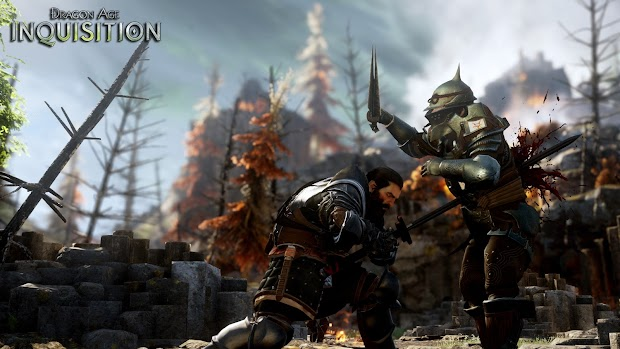 Dragon Age: Inquisition won't have 40 endings but it will have a few